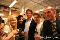 Audrey Shanahan, Naomi Sebu, Joey Goodwin, John Gagliano and Marc Taylor