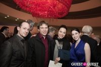 Guggenheim Works and Process Gala 2014 #11