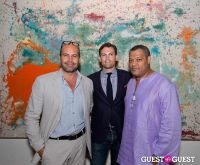 Preview Party for Billy Zane's Solo Art Exhibition: