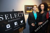 Select celebrates at Arcadia Gallery #38