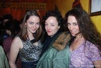 Caroline McCarthy, Glynnis MacNicol, Rachel Sklar