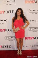 9th Annual Teen Vogue 'Young Hollywood' Party Sponsored by Coach (At Paramount Studios New York City Street Back Lot) #279
