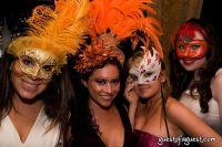 Soho Synagogue Venetian Mask Purim Party I #2