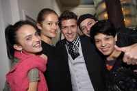 Celia, Solange, Danie,l Rud, Roni Modesto