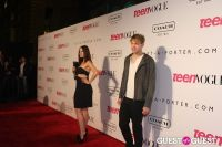 9th Annual Teen Vogue 'Young Hollywood' Party Sponsored by Coach (At Paramount Studios New York City Street Back Lot) #190