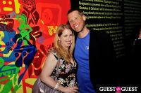 FLATT Magazine Closing Party for Ryan McGinness at Charles Bank Gallery #15