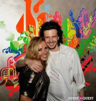 FLATT Magazine Closing Party for Ryan McGinness at Charles Bank Gallery #141