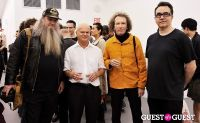 Kim Keever opening at Charles Bank Gallery #54