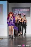 Fame Rocks Fashion Week 2012 Part 11 #350