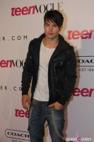 9th Annual Teen Vogue 'Young Hollywood' Party Sponsored by Coach (At Paramount Studios New York City Street Back Lot) #186