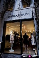 The Well Coiffed Closet and Cynthia Rowley Spring Styling Event #137
