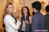 IvyConnect Art Gallery Reception at Moskowitz Gallery #49
