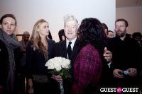 David Lynch 'Naming' Opening Reception #25