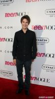 9th Annual Teen Vogue 'Young Hollywood' Party Sponsored by Coach (At Paramount Studios New York City Street Back Lot) #211