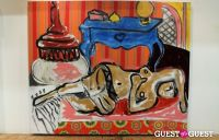 Domingo Zapata Presents 'A Nod to Matisse' at LAB ART Gallery #49