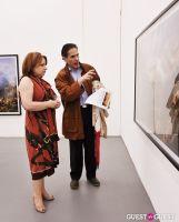 Kim Keever opening at Charles Bank Gallery #114