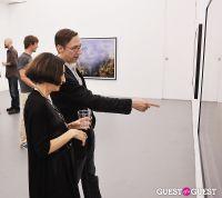 Kim Keever opening at Charles Bank Gallery #151