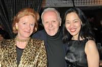Edwina Sandys, Henry Buhl and Lia Chang
