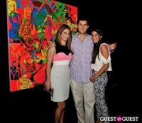 Young Art Enthusiasts Inaugural Event At Charles Bank Gallery #91