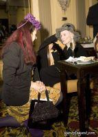 Ellen Christine with Mimi Weddell
