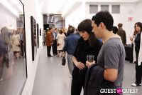 Kim Keever opening at Charles Bank Gallery #78