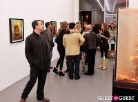 Kim Keever opening at Charles Bank Gallery #84