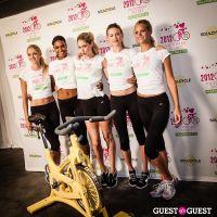 Victoria's Secret Supermodel Cycle Ride #24