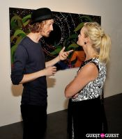 Eske Kath - Blackboard Jungle Exhibition Opening Reception #10