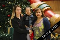 The Shops at Montebello Presents Santa's Arrival #100