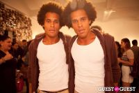 Martin Schoeller Identical: Portraits of Twins Opening Reception at Ace Gallery Beverly Hills #11