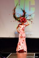 VCNY - Tulips & Pansies- A Headdress Affair - Runway and Backstage #25