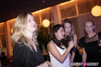 Suzy Buckley Woodward & John Lin Karaoke Night at the Standard Spa #15