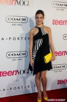 9th Annual Teen Vogue 'Young Hollywood' Party Sponsored by Coach (At Paramount Studios New York City Street Back Lot) #219