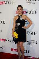 9th Annual Teen Vogue 'Young Hollywood' Party Sponsored by Coach (At Paramount Studios New York City Street Back Lot) #222