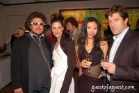 Artist Haluk Akakce, Curator Stacy Engman and Artists O Zhang and Peter Garfield
