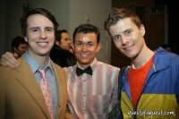 Hunter, Sean Stevens, Carter Cramer