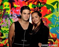 FLATT Magazine Closing Party for Ryan McGinness at Charles Bank Gallery #99