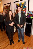 Bermano Art Exhibition Hosted By NY Jet Ladainian Tomlinson #19