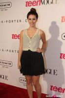 9th Annual Teen Vogue 'Young Hollywood' Party Sponsored by Coach (At Paramount Studios New York City Street Back Lot) #178