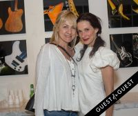 Lisa S. Johnson 108 Rock Star Guitars Artist Reception & Book Signing #47