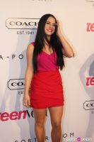 9th Annual Teen Vogue 'Young Hollywood' Party Sponsored by Coach (At Paramount Studios New York City Street Back Lot) #391
