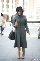 NYC Fashion Week FW 14 Street Style Day 7 #13