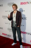 9th Annual Teen Vogue 'Young Hollywood' Party Sponsored by Coach (At Paramount Studios New York City Street Back Lot) #253