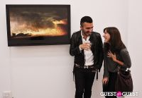 Kim Keever opening at Charles Bank Gallery #160