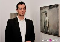 Joseph Ryan - New Works exhibition opening at Galerie Mourlot #4