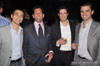 Josh Buhler, Marc Lewinstein, guest, Teddy van Beuren