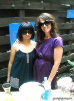 Joyce Manalo, Theresa Widdman at Dear Georgette Party