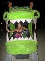 Julia Allison Does Burning Man #6