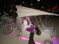 Julia Allison Does Burning Man #7