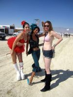 Julia Allison Does Burning Man #11